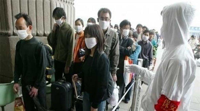 انتشار الفيروس الغامض