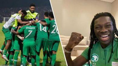 Photo of بافيتيمبي غوميز نجم الهلال يوجه رسالة حب للأخضر الأوليمبي