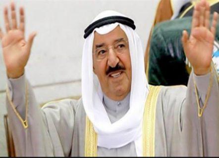 تهنئة أمير الكويت