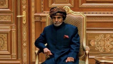 ثروة السلطان قابوس