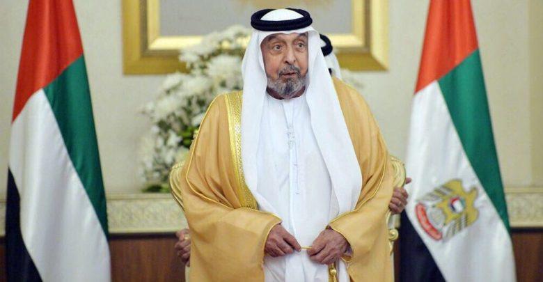 خليفة بن زايد آل نهيان
