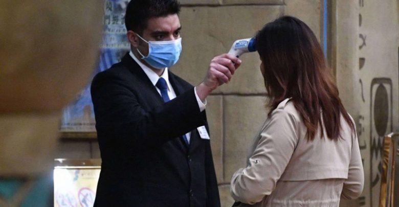 ظهور الفيروس الغامض في أوروبا