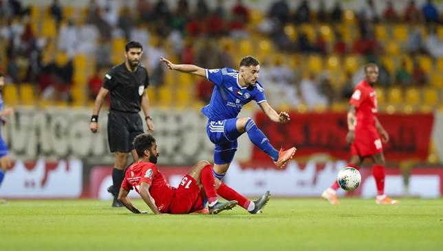 نهائي كأس الخليج العربي