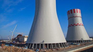 أول محطة طاقة نووية