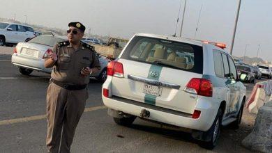 Photo of انغلاق المرور بجدة مؤقتًا بسبب انسكاب مواد بترولية