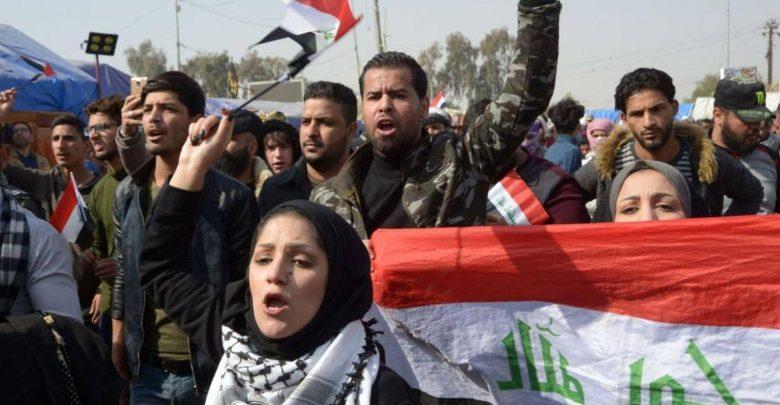 اتفاق بين المحتجين والتيار الصدري