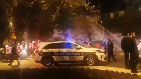 اصابة 14 اسرائيليا
