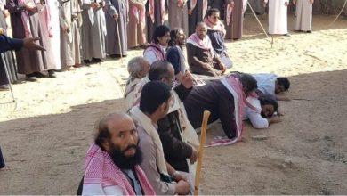 Photo of شاهد بالفيديو اقدم سجين سعودي يطلب السماح من أهل الدم