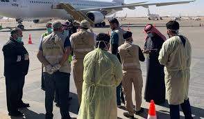 سلامة الطلاب السعوديين من كورونا
