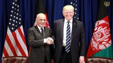 Photo of دونالد ترامب يؤكد أن هناك فرصة لـ عقد اتفاق سلام مع طالبان