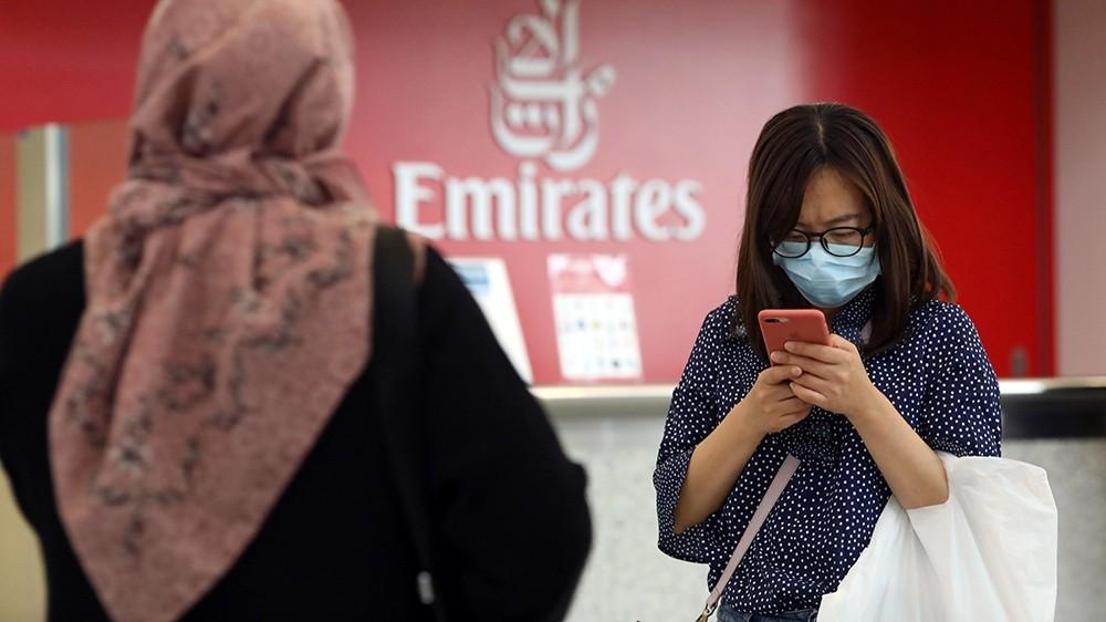 فيروس كورونا في الإمارات