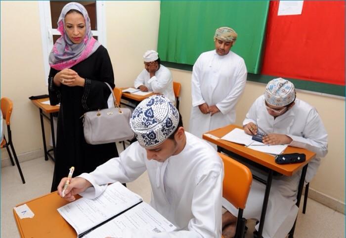 مدارس السلطنة العمانية