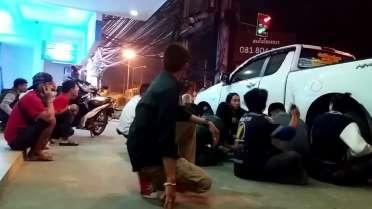 مذبحة تايلاند