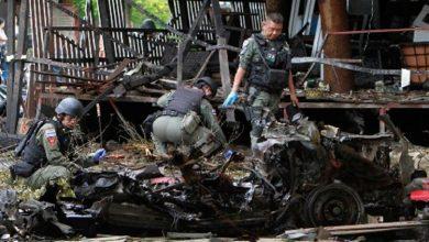 Photo of مذبحة تايلاند الدموية التي اسفرت عن العديد من الضحايا بالصور والفيديو