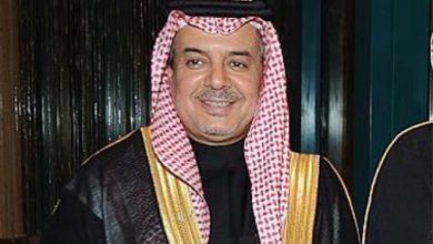 Photo of الأمير منصور بن مشعل بن عبد العزيز آل سعود