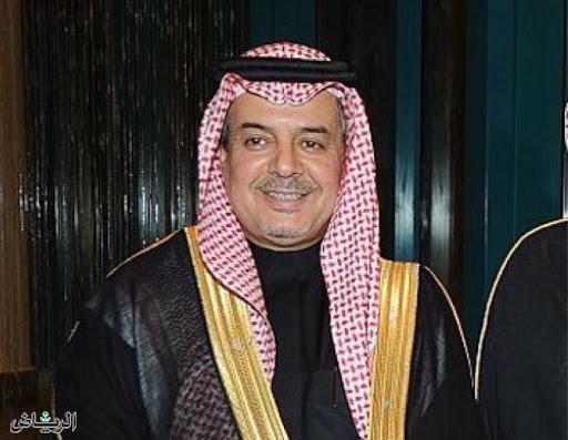 الأمير منصور بن مشعل بن عبد العزيز آل سعود
