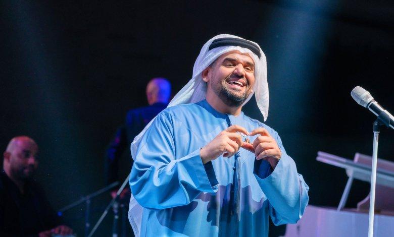 الفنان حسين الجسمي
