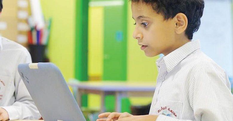 المنصات الإلكترونية للتعليم