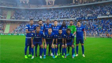 Photo of فريق الهلال السعودي يستعد لمواجهة الفيصلي بدوري المحترفين