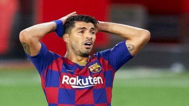 Photo of لويس سواريز يعلن غضبه من سياسة مدرب برشلونة الجديد