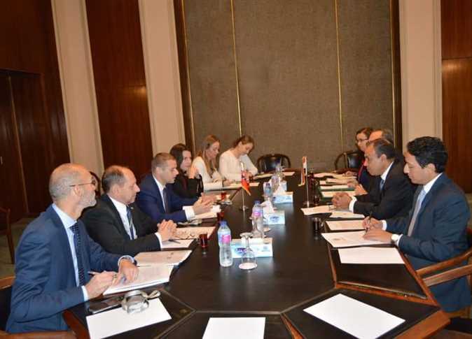 تم إنعقاد ذلك الاجتماع الرابع عشر للجنة الوزارية العربية الرباعية اليوم الخميس الموافق 10 من شهر سبتمبر لعام 2020