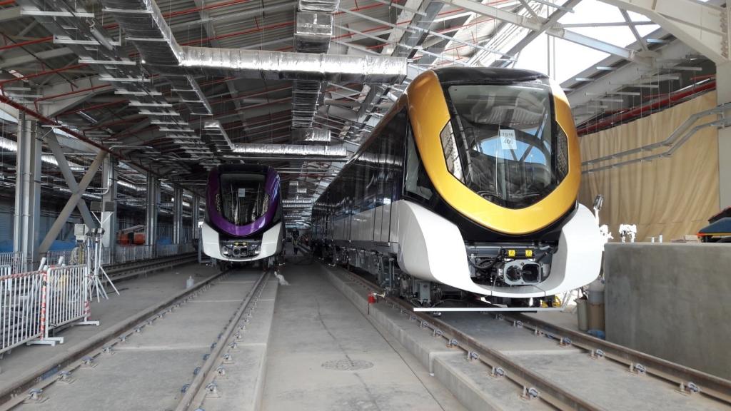 شركة مترو الرياض