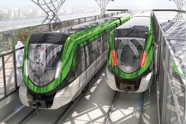 مترو الرياض الجديد