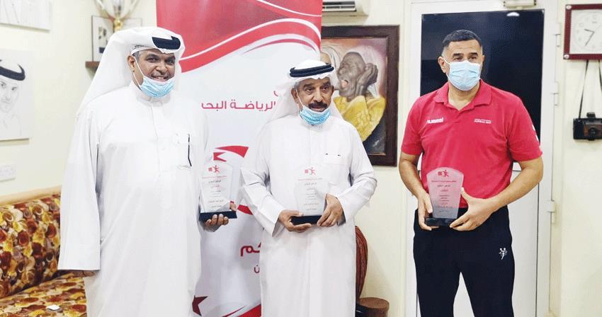 نجوم الرياضة البحرينية