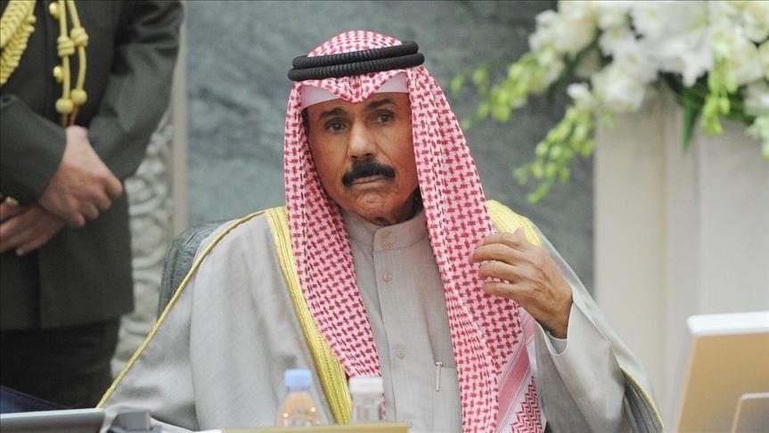 أعمال أمير الكويت الحالي نواف