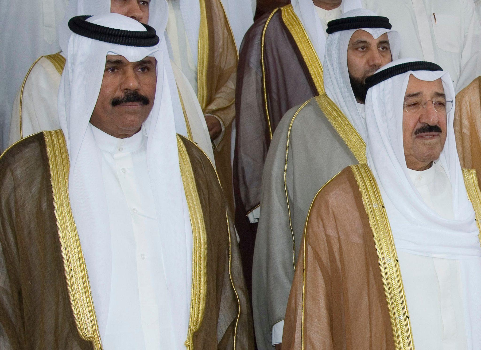 إنجازات الشيخ نواف الأحمد