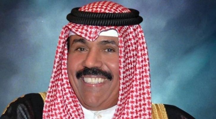 السيرة الذاتية الشيخ نواف الأحمد